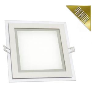 SPECTRUM LED panel FIALE vestavný 18W 1100lm 190x190mm 230V CCD Teplá bílá SLI022024WW